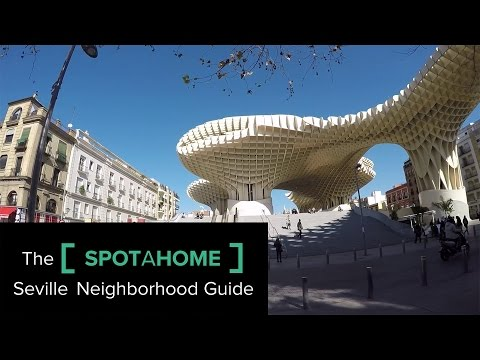 Spotahome Neighborhoods Sevilla Centro Norte