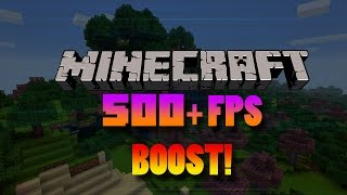 500+ FPS!  Best Optifine 1.8 Settings For Minecraft NO LAG! - Minecraft Tutorials