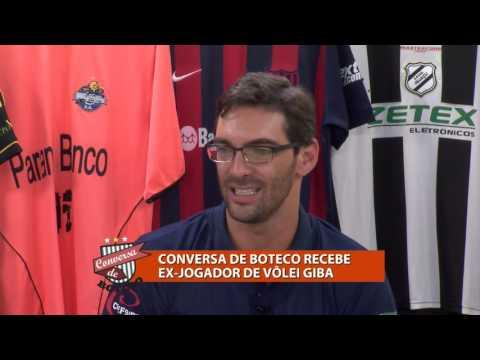 Conversa de Boteco 21/01/2017 com Giba