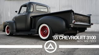 1955 Chevrolet 3100 Pick Up | Classic Hot Rodded Truck