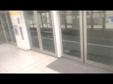 Station Triangle du métro de Rennes