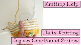 In this video I demonstrate a technique for working one-round strip...