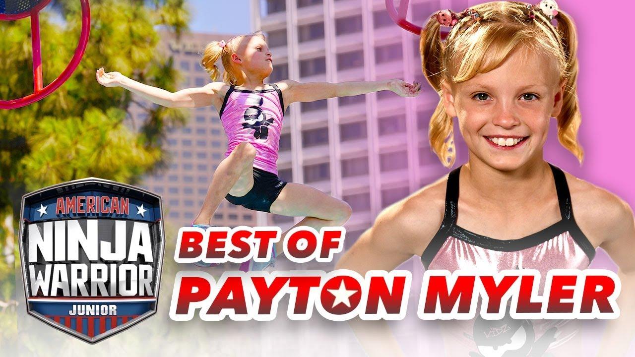 Download [FULL EP] Best of Payton Myler (Ninja Kidz TV) | American Ninja Warrior Junior | Universal Kids