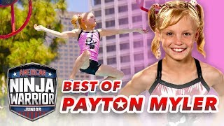 [FULL EP] Best of Payton Myler (Ninja Kidz TV) | American Ninja Warrior Junior