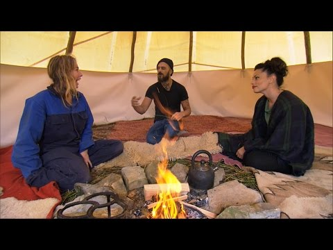 Living Off The Land - Country Strife: Abz On The Farm: Episode 2 Preview - BBC Two
