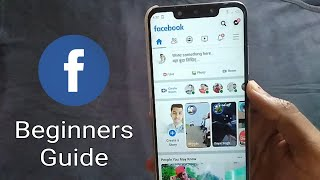 How To Use Facebook For Beginners 2020 || FACEBOOK FOR BEGINNERS