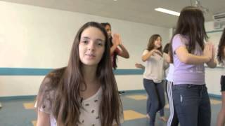 Making Off - 8ºC - JIM Dance 2016
