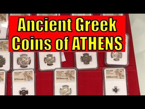 Ancient ATHENIAN Athens Greece Athena OWL Greek Coins Guide To For Sale