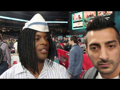 Kel Mitchell as Ed from Good Burger