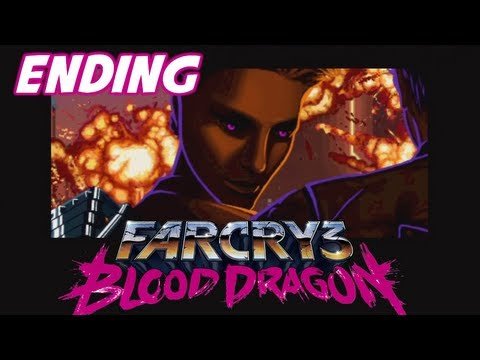 far cry 3 blood dragon ending song of fast