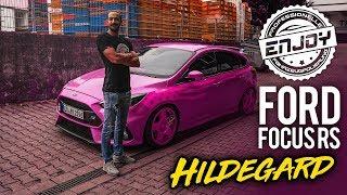 Enjoy Fahrzeugfolierung | Ford Focus RS Hildegard | Das NEUE ALTE Kleid!
