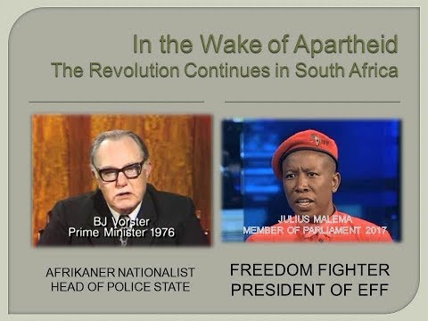 South Africa in the News - Land Expropriation Without Compensation