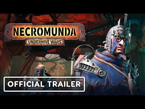 Necromunda: Underhive Wars - Official Cawdor Gang Trailer