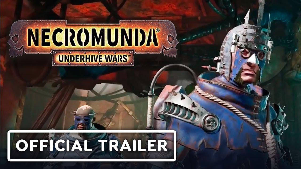 Necromunda: Underhive Wars - Official Cawdor Gang Trailer
