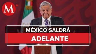 AMLO: México, de los menos afectados por Covid-19 y caída de precios de petróleo