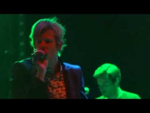 Spoon - Don't You Evah (HD) Live In Paris 2014