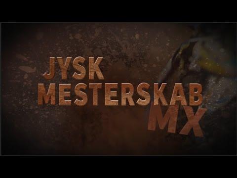 Jysk Mesterskab i MX 2017 Klasse 125A