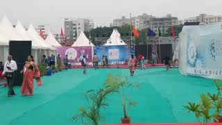 All India Science Festival 2019 in Biswa Bangla convention center , NEWTOWN