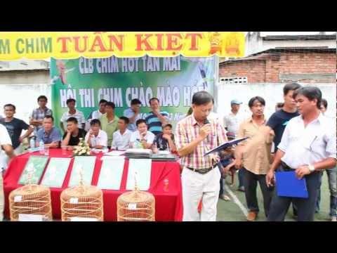 CLB Chim Hot Tan Mai, Hoi Thi Chim Chao Mao Hot Lan I (10-03-2013) C