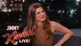 Lake Bell and Jimmy Kimmel Dressed Their Babies Up For Halloween