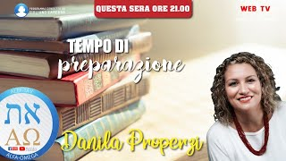 Tempo di preparazione - Danila Properzi  - conduce Giuliano Camedda