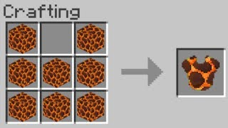 New Lava Armor in Minecraft Pocket Edition (New Magma Tools)