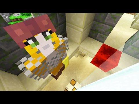 Minecraft Xbox - Hungry Challenge - Battle Mini-Game