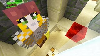 Minecraft Xbox - Hungry Challenge - Battle Mini-Game