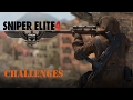 SNIPER ELITE 4 - Softly Softly + Evasive Manoeuvres + Rifle Ripper Challenges