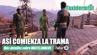 Así comienza la trama de Wastelanders   Fallout 76