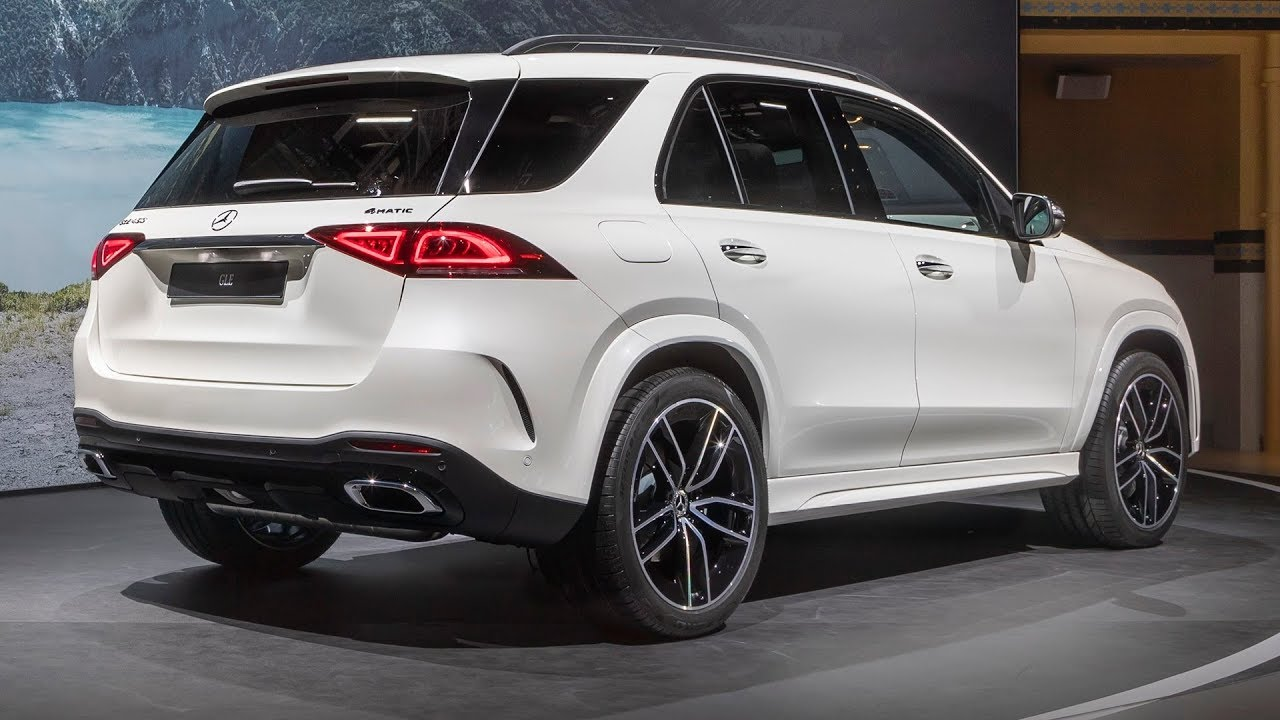 2019 Mercedes Gle The Best Suv Youtube