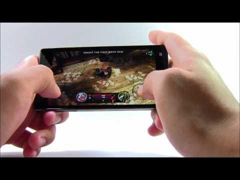 [ HD ][ Review ] : LG P880 Optimus 4X HD - Gaming