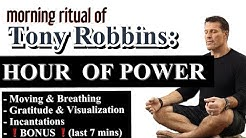 Im POSSIBLE: Tony Robbins Hour of Power- Breathing, Gratitude, Visualization, etc - COMPLETE (UPW)
