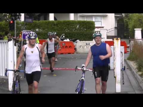 Ashley Parsons 6790 Active Feet Fun Tri Series 2012 13 Elwood Race 2