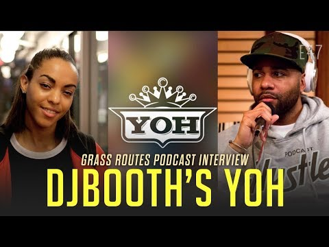 DJBooth's Yoh talks click bait vs dialogue, Kid Cudi tweets + more | Grass Route Podcast #47
