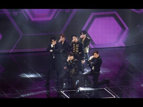 GOT7 (갓세븐) (Miracle + From Now + LOOK) [4K 60P 직캠]@190106 락뮤직 Mp3