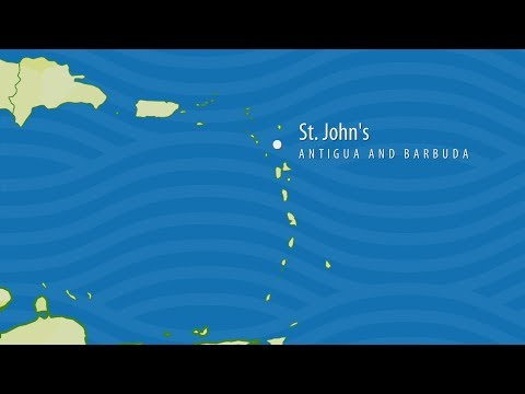St Johns, Antigua and Barbuda - Port Report
