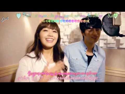 [Vietsub + Engsub + Kara] [TrashxNa Jung] All for You - Eunji ft. Seo In Guk (fanmade Reply1994)