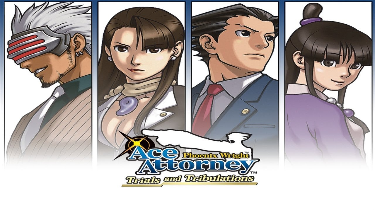 Image result for phoenix wright trials and tribulations