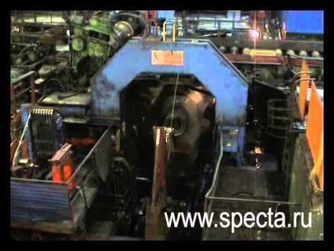 Автомат для обвязки горячих стальных рулонов