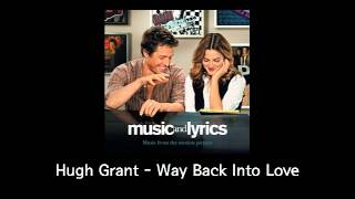 휴 그랜트 Hugh Grant - Way Back Into Love
