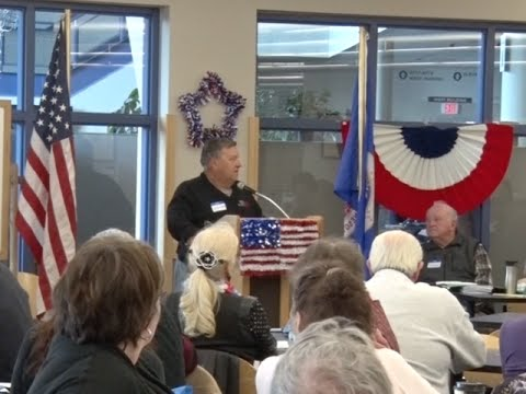 DFL Fires Up for Elections at the Crow Wing County DFL Convention