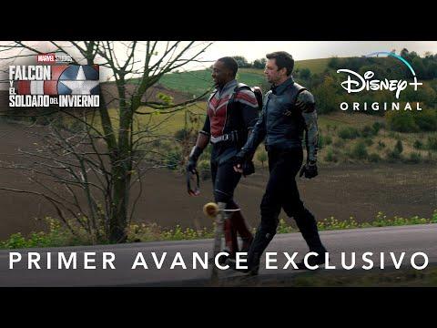 Falcon y el Soldado del Invierno | Marvel Studios | Vistazo Subtitulado I Disney+ las series de disney plus 2021