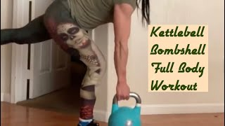 Kettlebell Bombshell Total Body Workout