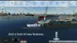 ship Simulator 2008 New Horizons Trailer