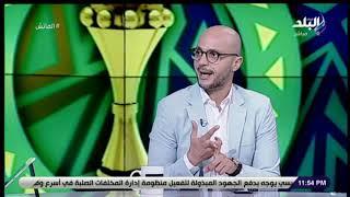 الماتش - تامر بدوي يهنئ منتخب الجزائر بلقب أمم إفريقيا: «رجال وتحملوا المسئولية»