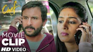 Aaj Timing Itni Bhi Kharab Nhi Hai   CHEF   Movie Clip 2   Saif Ali Khan, Padmapriya J   T-Series