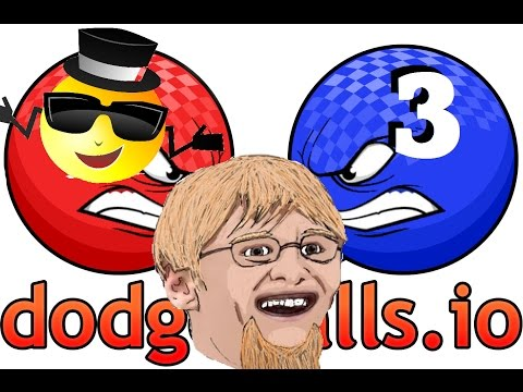 GG! ~ Dodgeballs.io (3) ~ Let's Play