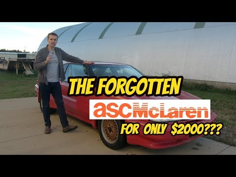 I Bought The Slowest, Cheapest, and Weirdest McLaren in the USA