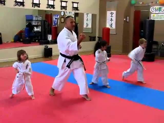 Sensei Lopez  Teaching
